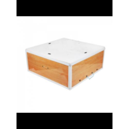 Инкубатор для яиц Курочка Ряба иб 130 механический, цифровой, тэн