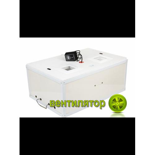 Инкубатор для яиц Курочка Ряба иб 100 механический, цифровой, с вентилятором
