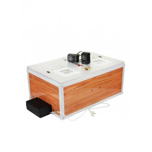 Инкубатор для яиц Курочка Ряба иб 42, автоматический, цифровый, тэн