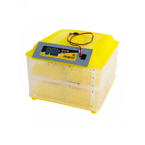 Инкубатор для яиц Теплуша europe 112/12 автоматический