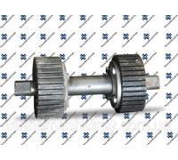 Ролики для гранулятора комбикорма с матрицей 250мм, 300мм , 400мм
