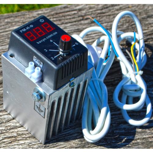 Регулятор мощности для дистиллятора 'РМ-И-Ф'