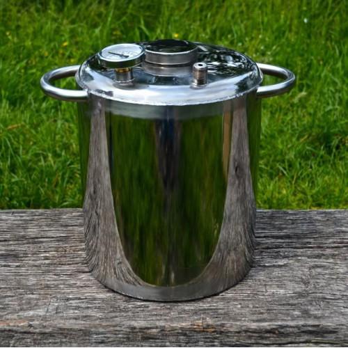 Перегонный куб 'Веселый бородач' на 17 литров